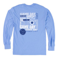 Game Day Long Sleeve :: 11.144.B42.SM :: Lucky Dog Volleyball