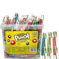 Sour Punch Tub 225ct- Party City
