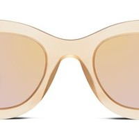Dorothy Sunglasses in Melon for Women | Warby Parker