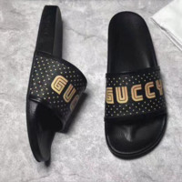 Gucci resort beach shoes