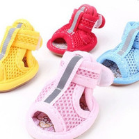 Air Mesh Dog Sandals - On Sale!