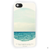 Salt Water Cure For iPhone 5 / 5S / 5C Case