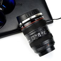 Lens Coffee Cup And Mugs
