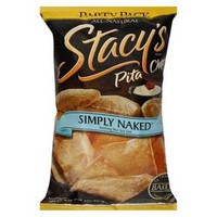 Stacy's Simply Naked Pita Chips 18 oz : Target