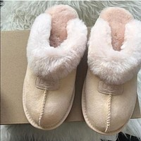 UGG AUTHENTIC COQUETTE SLIPPERS-1