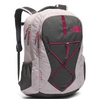 The North Face Jester Backpack in Quail Grey NF00CHJ3-LJH