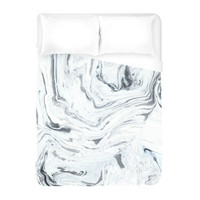 Traditional Marble Duvet Cover
