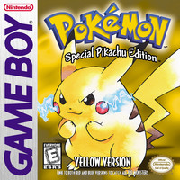 Pokemon Yellow for the Gameboy Color (GBC)