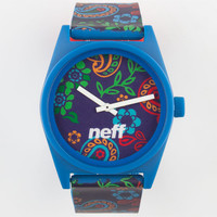 Neff Daily Wild Watch Paisleaf One Size For Men 24029295701