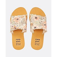 Billabong Salty But Sweet Sandals