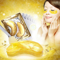 Gold and Collagen Under Eye Mask - 10 Pack