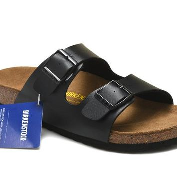 Men's and Women's BIRKENSTOCK sandals Arizona Birko-Flor 632632288-069