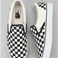 Vans Checkerboard Slip-On Sneaker