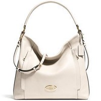 Coach Large Scout Hobo Bag in Pebble Leather