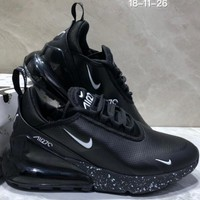 Nike Air Max 270 Leather running shoes-1
