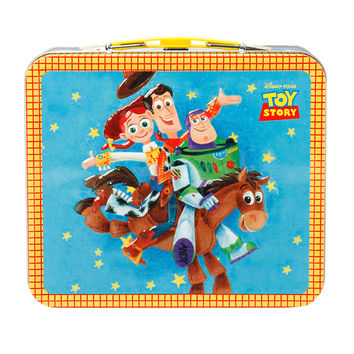 Disney Toy Story Metal Lunch Box