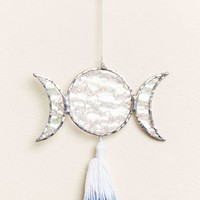 Horizontal Moon Phase Sun Catcher