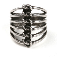 Knot Again Ring | Trendy Rings at Pink Ice