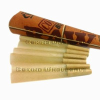 RAW Natural Unrefined 1¼ Cones Rolling Papers 6 Pack