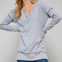 BSIC - loose fit long sleeve shirt - more colors