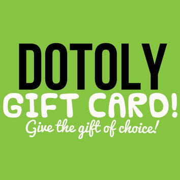 Gift Cards: Give the Gift of Choice!