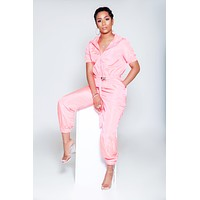 Walk it out Jumpsuit