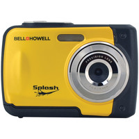 Bell+howell 12.0 Megapixel Wp10 Splash Waterproof Digital Camera (yellow)