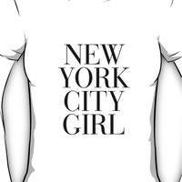 New York City Girl Vogue Women's T-Shirt