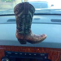 Country Boot Car Accessory