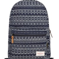 [HotStyle Fashion Printed] Aztec Tribal Laptop Backpack Cute for School