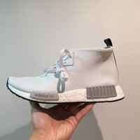 Adidas NMD C1 Chukka Pure Vintage White UK6.5 US7 EU40 Mesh City