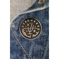 Saguaro National Park Enamel Pin