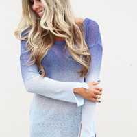 Ombre Lightweight Knit
