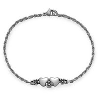 Hearts and Flowers Bracelet | James Avery