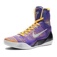 NIKE KOBE IX ELITE - PURPLE/LASER ORANGE | Undefeated