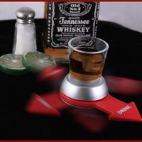 Spin the Shot - Drinking Game - Great Party Game - Novelty & Fun Stuff