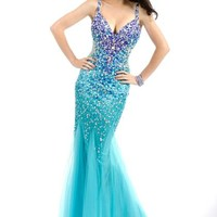 Party Time Gown 6027 Prom Dress - PromDressShop.com