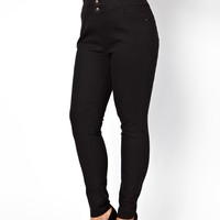 New Look Inspire | New Look Inspire High Waisted Skinny Jean at ASOS