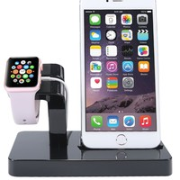 Apple Watch Series 2 Stand, Stand & Charger for Apple Watch, Smart iPhone, iPad and iPod