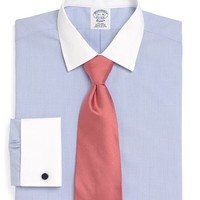 Supima® Cotton Non-Iron Slim Fit Ainsley French Cuff Dress Shirt - Brooks Brothers