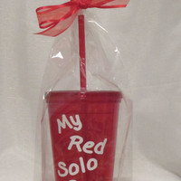 Red Solo Cup Tumbler