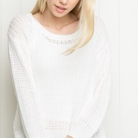CLIFTON SWEATER