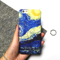 Famous Graphic Phone Case For iPhone 5 5s 5c 6 6s 7 Plus