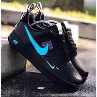 NIKE AIR FORCE 1 low top sneakers fashion men and women casual sports shoes