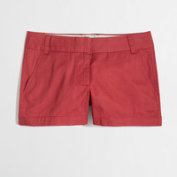 """Factory 3"""" chino short : 80 And Sunny Shop 