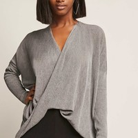 High-Low Twist-Front Top