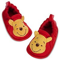 Winnie the Pooh Booties for Baby | Disney Store