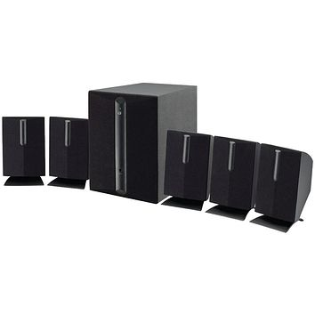 Gpx 5.1-channel Home Theater Speaker System