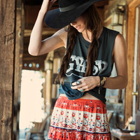 Gypsy Tee - Charcoal   Spell & the Gypsy Collective