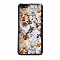 lots of cat art master case for iphone 5c